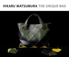 HIKARU MATSUMURA THE UNIQUE-BAG