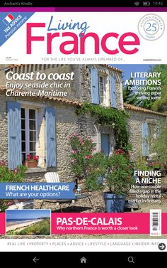 Living France Magazine: Amazon.co.uk: Appstore for Android