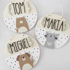 Wooden Decor, Diy Wall Decor, Baby Decor, Diy For Kids, Crafts For Kids, Modern Baby Furniture, Baby Door Hangers, Laser Cutter Projects, Diy Bebe