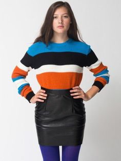 #store.americanapparel.net                          #Skirt                    #American #Apparel #Leather #Mini #Skirt            American Apparel - The Leather Mini Skirt                                     http://www.seapai.com/product.aspx?PID=1069149