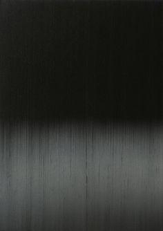 Akihito Takuma - Lines of Flight, Op. 320, oil on canvas