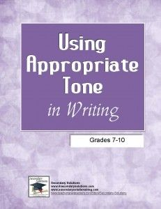 Blog post on teaching tone
