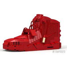 nike air max naviguer lance - Air Jordan I 'Shattered Backboard' LEGO Replica | Art | Pinterest ...