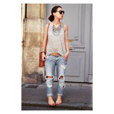 Nouvel article sur le blog #fashionbloggers #fashion #summer #sandals #gladiator #ootd #lookbook #streetstyle