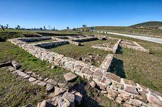 Arqueositio cántabro-romano de Camesa, Rebolledo | Cantabria | Spain