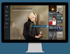 DMI was tasked to redesign the National Cable and Television Association's website and revive the association's public perceptions of cable companies.