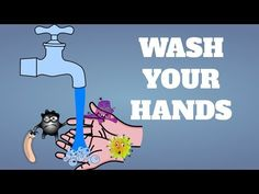 The germs song lyrics for kids wash your hands song lyrics germs things to learn from this video this song teaches children to wash their hands many times a day to prevent illness and getting sick ccuart Image collections