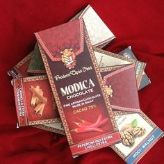 Famous Modica Chocolate