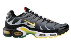 6b9bc13bd1fd Nike Air Max 98 Plus (Rasta) Nike Tn