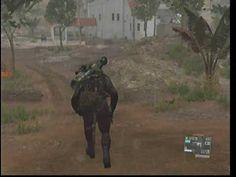 Metal Gear The Phanton Pain Xbox360 Procurar criança fugitiva 02