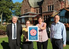Delivering a Quality Visitor Experience is the theme of this year's Eden Tourism Summit which is being held at the Appleby Manor Country House Hotel in the heart of the Eden Valley on 14 October 2015.