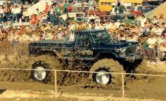 BIGFOOT I mud run
