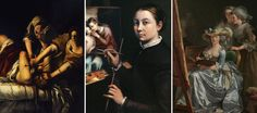 These Are The Revolutionary Women Artists Of The 15th Through 19th Centuries