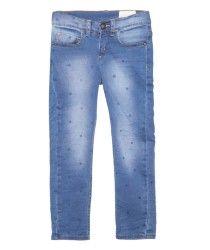 5226560-Indigo-Medio Indigo, Skinny Jeans, Pants, Fashion, Kids Pants, Little Girl Clothing, Latest Trends, Style, Trouser Pants