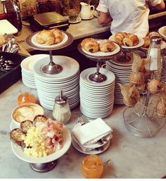 Buvette - for a very late brunch!