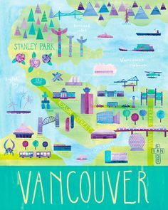 Vancouver poster