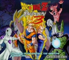 DragonBall Z - Budokai 3 ROM (ISO) Descargar para Sony Playstation 2 / PS2…