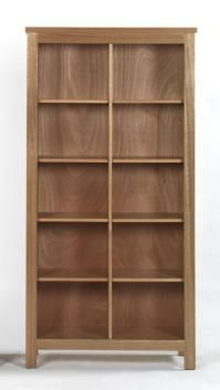Natural Large Bookcase