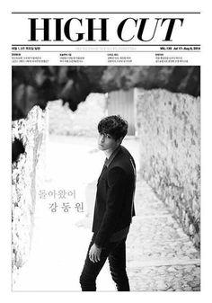 Kang Dong Won.....
