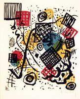 Wassily Kandinsky. Small Worlds V, 1922