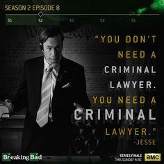 Breaking Bad Saul Goodman