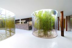 Alley teahouses - Qulang homes by ARCHSTUDIO. Photography © 王宁. Click above to see largest image.