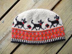 Ravelry: Child's Dog Hat pattern by Lori Ihnen