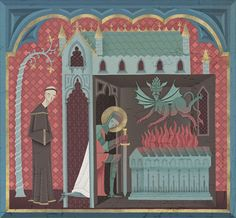 Stuart Kolakovic, Medieval Folk Illustrations