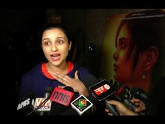 Parineeti Chopra's reaction after watching MASAAN movie.