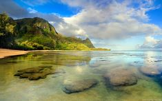 Spiaggia di Tunnels, Kauaʻi (Hawaii, Stati Uniti)
