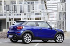 A 2nd generation MINI Paceman is in the future for MINI.
