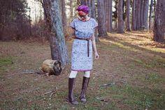 the staple dress – Lucky Lucille