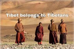 Tibet is not a part of china