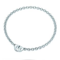 Tiffany 1837 Circle Clasp Necklace