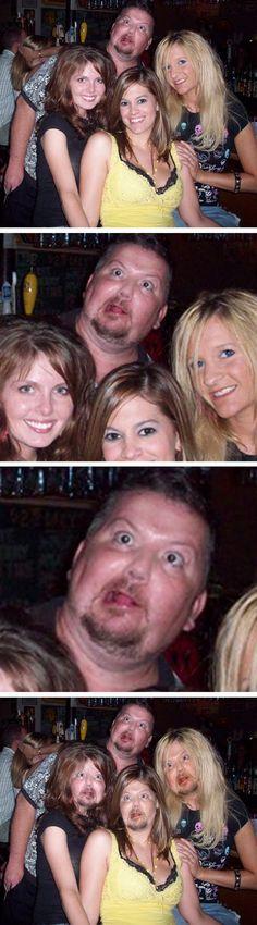 Face swap!! LOL
