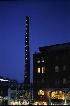 Mario Merz: Fibonacci Sequence, 2000 / Centre for International Light Art Unna