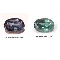 ALEXANDRITE & ALEXANDRITE CAT′S EYE FROM SRILANKS, INDIA & BRAZIL. OVAL, PEAR, CUSHION, ROUND & BEADS. Color: GREEN TO PURPLE & BROWN TO PURPLE Size: 0.5 TO 5 CARATS FREE SIZES ONLY. By Emergreen Exports