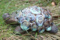Keramik Schildkröte