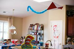 Growing Up Gardner: Dr. Seuss Birthday Party