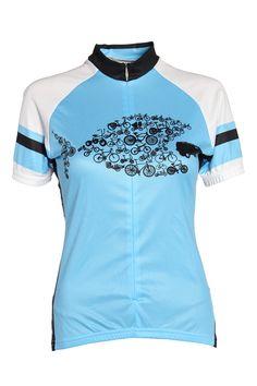 fa98018f3 Voler  Pedal Pushers Bike Fish Women s Jersey Team Cycling Jerseys