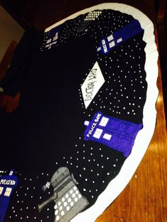 Doctor who tree skirt
