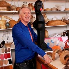 InStyle video interview with Philip Treacy, milliner-to-the stars