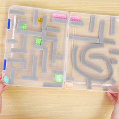 Alphabet Activities Kindergarten, Preschool Crafts, Science Games For Kids, Activities For Kids, Cardboard Crafts, Paper Crafts, Dry Leaf Art, Diy For Kids, Crafts For Kids