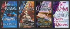 First Highlander books...reread often!!!