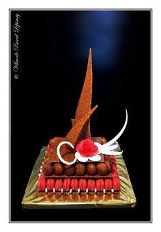 Croque en Bouche Choux Macarons Macarons, Croquembouche, Birthday Candles, Buffet, Cakes, Drink, Design, Ideas, 40 Rocks