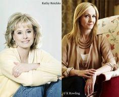 Kathy Reichs VS J K Rowling