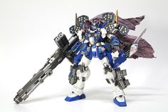 Custom Build: 1/100 Prometheus Gundam - Gundam Kits Collection News and Reviews