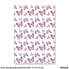 Teste padrão de borboleta roxo do rosa bonito do