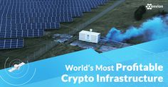 AboutEnvion.org Envion is an innovative swiss-based blockchain startup from Berlin, Germany, that delivers smart, scalable off-grid solutions that maximize the value of renewable and traditional energy worldwide.