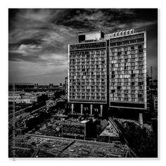 :: View from the Whitney | Perversity Room 728 - #ShotOniPhone Location - The Standard Hotel - Greenwich Village #NYC #NewYorkCity Subject - #UrbanSkyline #ImagesOfNYC Camera - Apple #iPhone6Plus #EvanSante